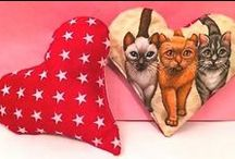 Pillows for Paws / Animal Charity in NYC that creates handmade beds and toys for City Shelter Cats, Dogs, and Rabbits.