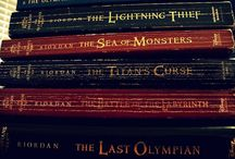 Demigods and Gods and all things in between / Percy Jackson and Heroes of Olympus and Rick Riordan things