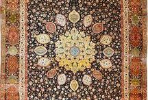 Safavid Carpets / The high point in Persian carpet design and manufacture was attained under the Safavid dynasty (907-1152/1501-1739). It was the result of a unique conjunction of historical factors—royal patronage, the influence of court designers at all levels of artistic production, the wide availability of locally produced and imported materials and dyes (see ii, above), and commercial acceptance, particularly in foreign markets. http://www.iranicaonline.org/articles/carpets-ix