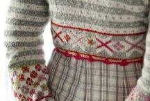 Knitting / Strikking