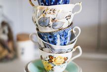 Tea time ! / by Karen Burkholder