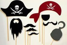"PIRATE DAY / Did someone say ""ARRR!?"" Here are some fun pirate inspired activities for kids!"
