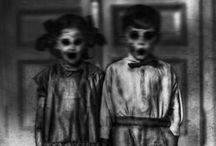 HALLOWEEN / Halloween creatures