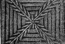 images ... patterns ...textures / Patterns , structure that catch my attention ... As yet unformed ....