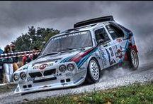 Lancia Rally / Le foto più belle ed appassionanti del glorioso passato nel mondo Rally di Lancia, dalla Fulvia, alla Stratos fino alla Delta Integrale