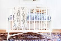 NURSERY / Fun and fresh nursery ideas for your bundle of joy!