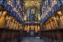 Edinburgh Interiors / A look inside the beautiful buildings of Edinburgh.