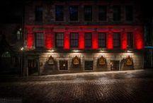 Edinburgh By Night / Images of Edinburgh taken during the night.