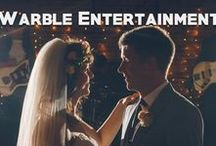 Guide to Wedding Entertainment Podcast Series / Warble Entertainment presents their 'Guide to Wedding Entertainment' podcast series, which will provide helpful advice on how to make sure you get everything right for your big day along with lots of tips and advice and plenty of helpful hints.