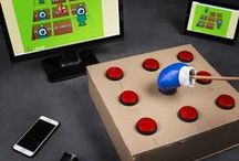 DIY a Whack-a-Mole Game with Cardboard Box / How to DIY a Whack-a-Mole Game with Cardboard Box
