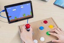 How to Make a RetroPie Game Box / Make a RetroPie Game Box to play all kinds of Retro Pie game, like Super Mario!