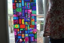 Inspiring Ideas / Crafts, art and DIY projects / by Karen Peters
