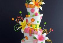Cakes / by Angels Sweets Cakes