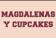 Magdalenas y Cupcakes