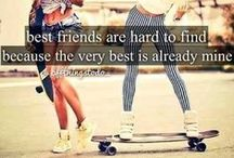 Sistah´s for ever / Being best friends