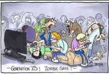 Zombies / These are my few Zombies.