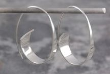 Timeless Sterling Silver / Handmade Contemporary Jewellery