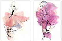 Design in ever detail / Fashion Illustrations.