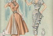 Sew Vintage / Vintage sewing Patterns.