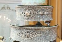 Cake Stands,- Plates and - Carriers / Wonderful ways to display and carry my cakes and sweet stuff