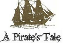 A Pirate's Tale / The new swashbuckling musical adventure aboard the fleet written by Shaun Rolly with music and lyrics by Paul Shapera.