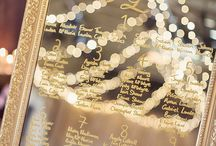 Wedding... Table Plan / Quirky ideas for wedding table plans