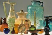 Art glass. Ancient / by Betty Jarloz