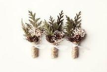 Boutonniere/Corsage Inpsiration / Petite Bouquet boutonniere and corsage inspiration
