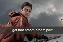Potterhead Realm / My father will hear about this.