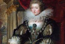 1620's fashion