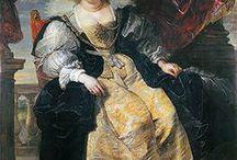 1630's fashion