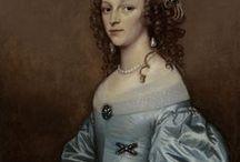 1650's fashion