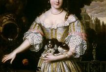 1680's fashion