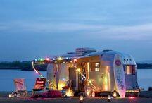 Gypsy caravan dream