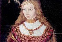 1520's fashion