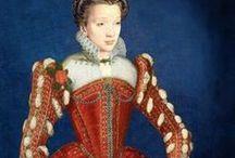 1570's fashion