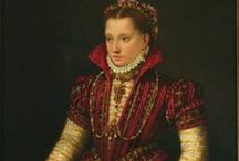 1580's fashion