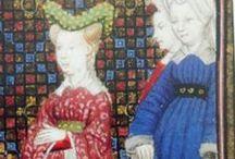 1410's fashion