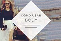 Como usar: Body