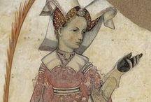 1420's fashion