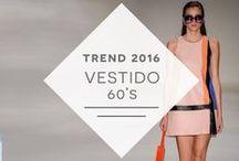 TREND: Vestido 60's