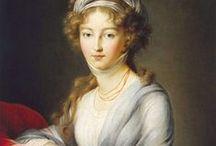 1794-1799 European fashion