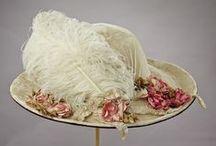 1890's headwear