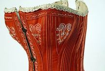 1880's underwear & stockings