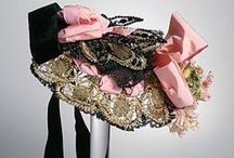 1880's headwear