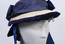 1870's headwear