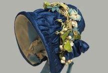 1840's headwear