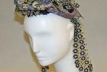 1860's headwear