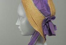 1850's headwear