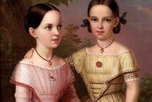 1850's children's clothing